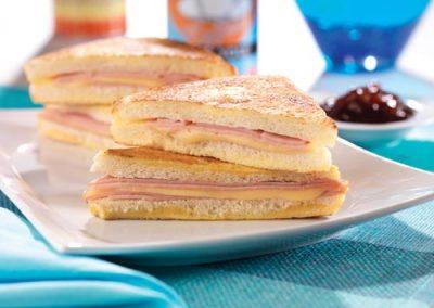 Sandwichs Tipo Tostadas Francesas